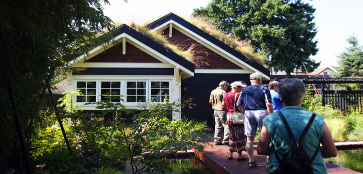 New Westminster Horticultural Society Garden Tour